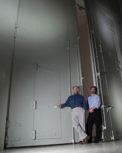 Oversized Steel Doors & Frames