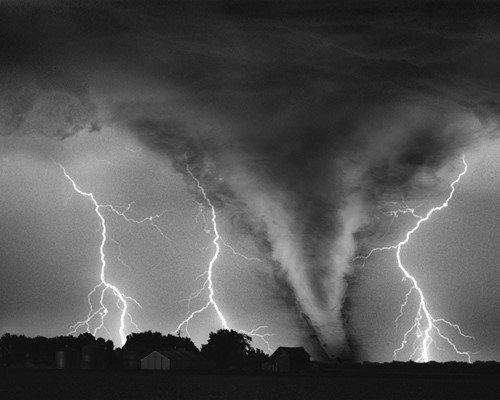 Tornado Resistant Steel Doors & Frames