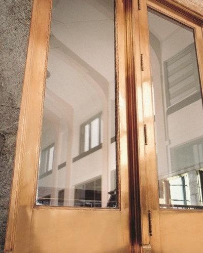 Brass & Bronze Clad Windows