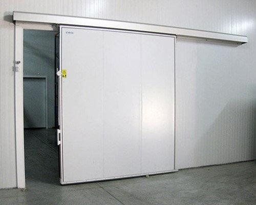 Sliding Bullet Resistant Doors