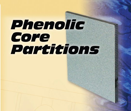Phenolic Core Partitions