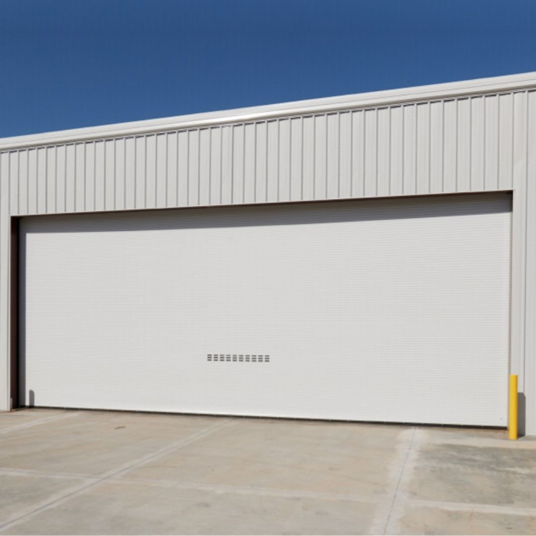 Heavy Duty Rolling Steel Doors
