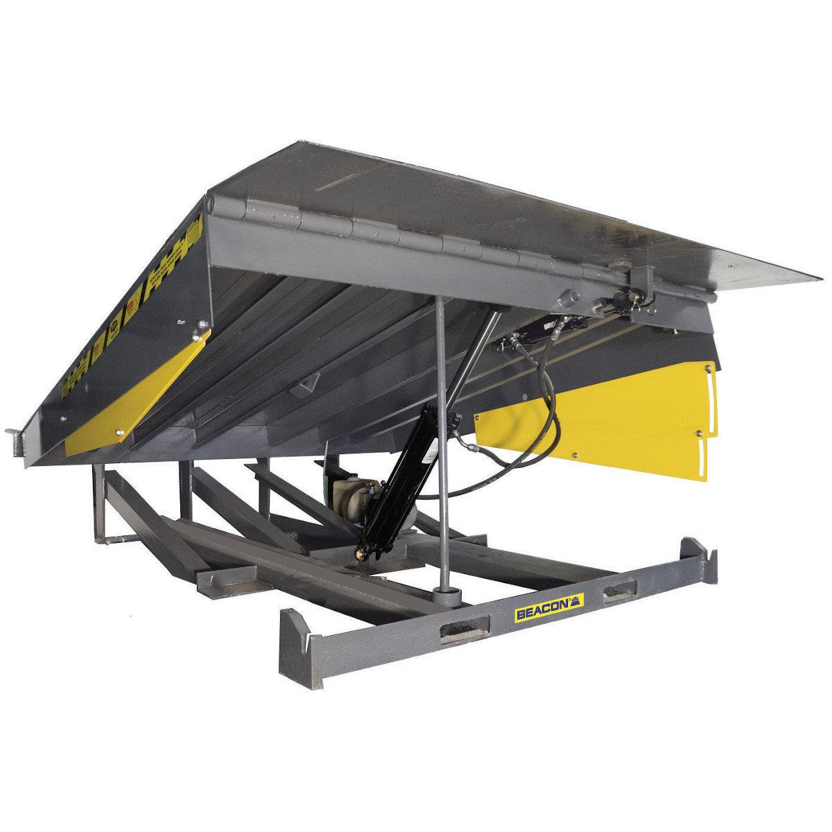 Hydraulic Loading Leveler