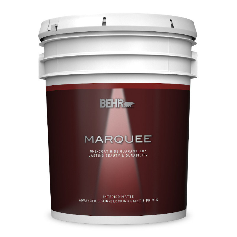 BEHR MARQUEE® Interior Matte Paint No. 1450