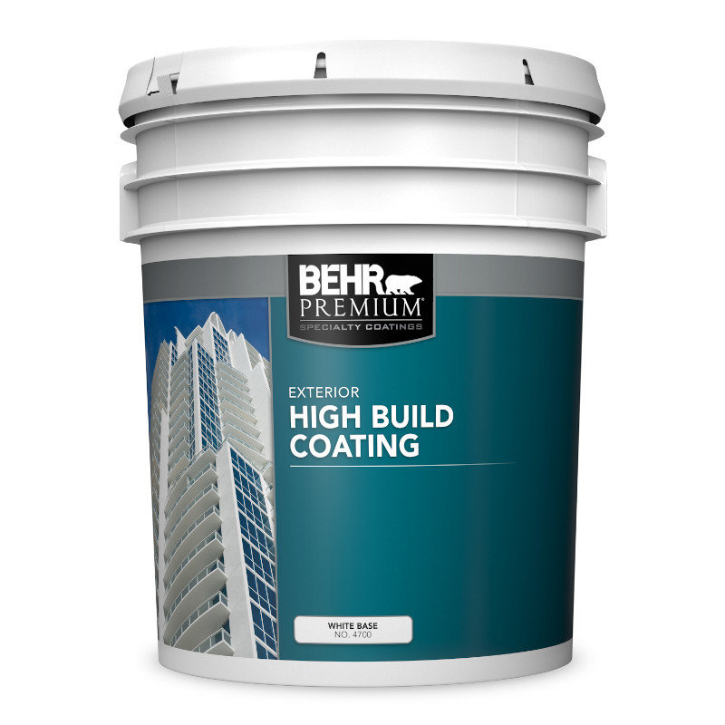 BEHR PREMIUM® Exterior High Build Coating No. 4700