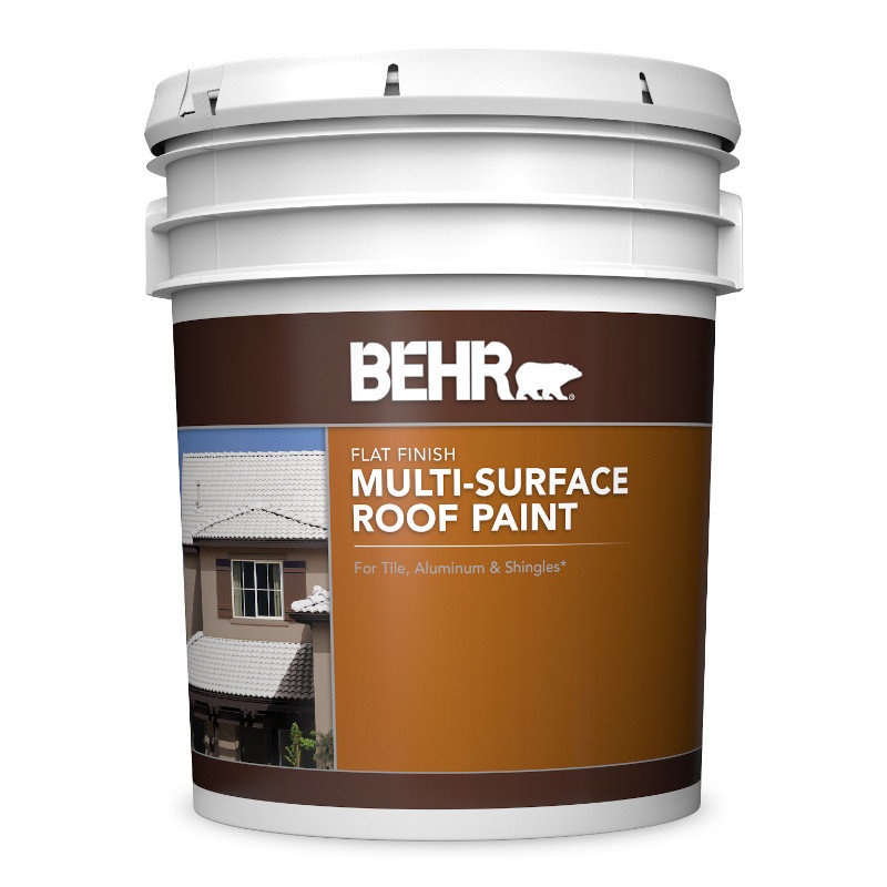 BEHR® Multi-Surface Roof Paint No.65