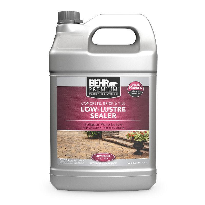 BEHR PREMIUM® Low-Lustre Sealer No. 986