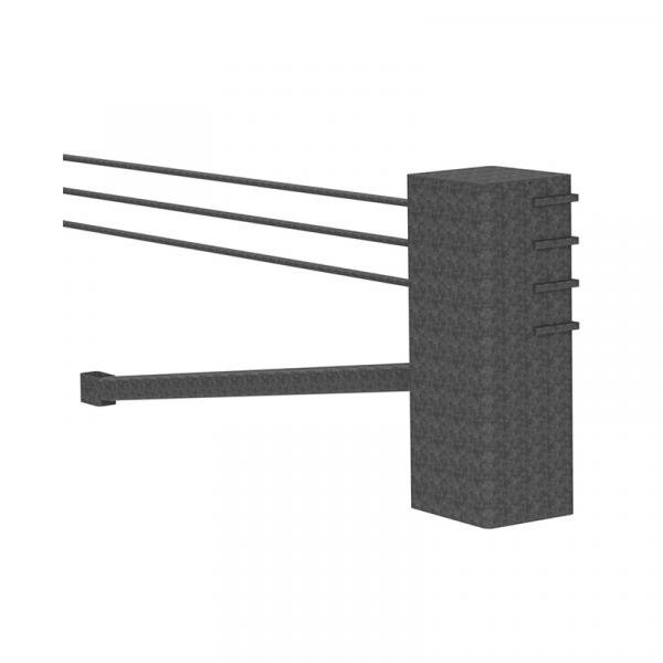 Crash Rated Fence - Anti Ram Safety Barrier