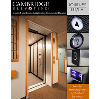 Cambridge Elevating Inc.  product