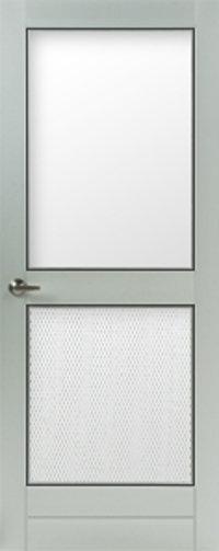 Heavy-Duty Screen Door