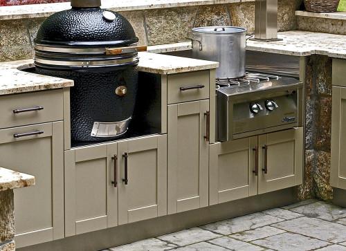 Danver Stainless Steel Cabinetry image   Danver Stainless Steel Cabinetry
