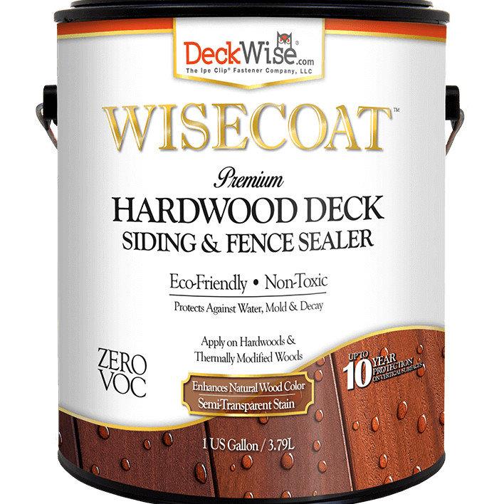 WiseCoat Premium Deck, Siding & Fence Sealer