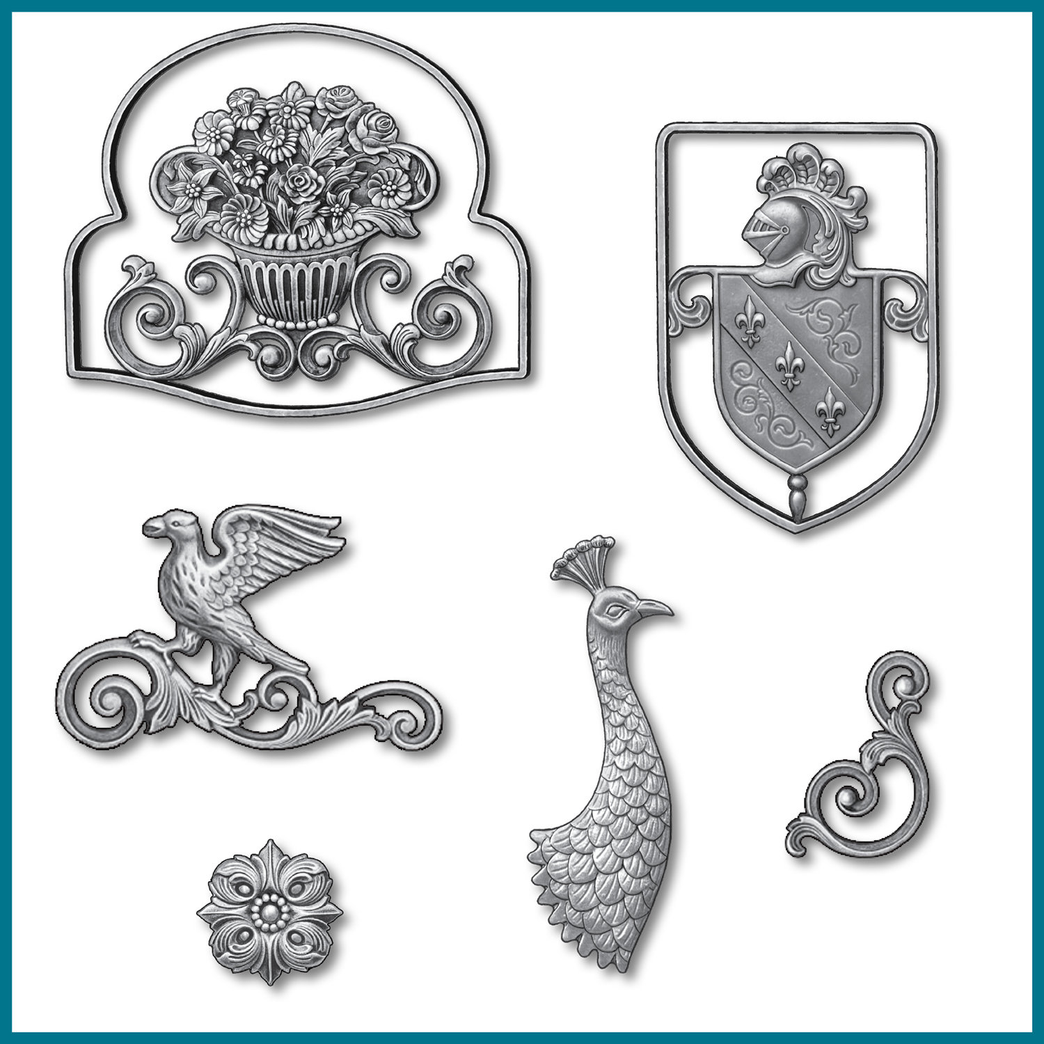 Decorative Castings by Grande Forge