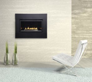 Gas Fireplace - Direct-Vent -Small - DVL25/35FP - Medium - DVL33FP