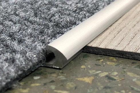 Aluminum Flooring Trims by Futura Transitions