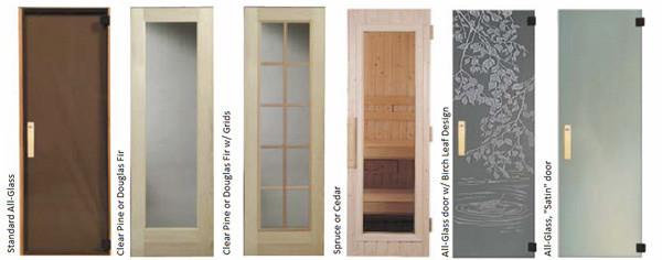 Commercial Sauna Doors