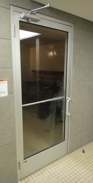 Commercial Steam Doors