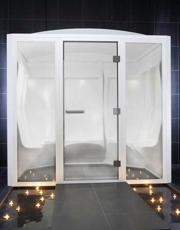 Elysee Modular Acrylic Steam Rooms