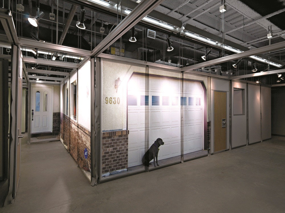Tactical Training Wall Systems