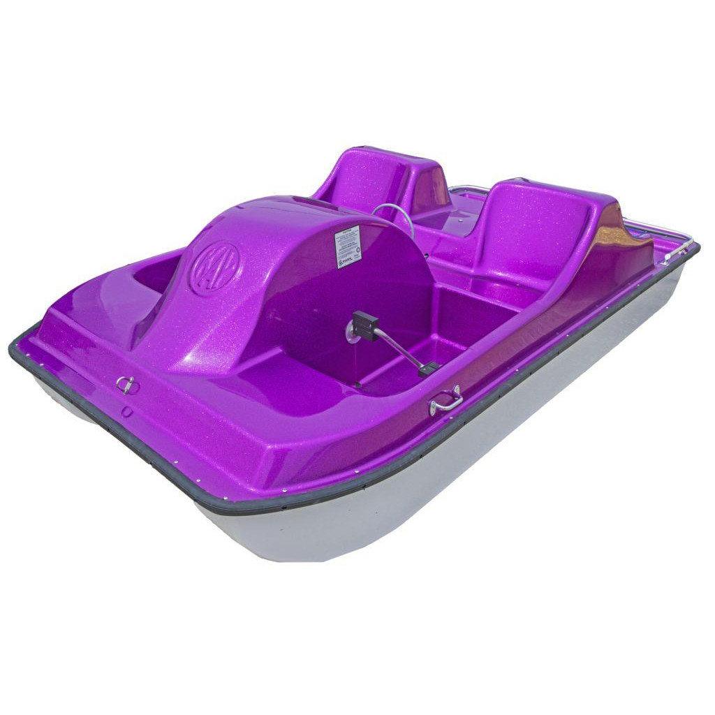 Fiberglass Pedal Boats