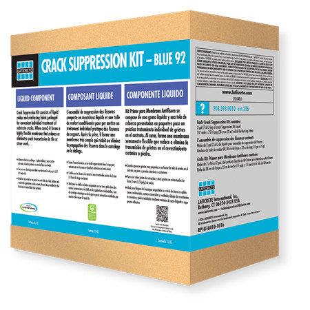 Crack Suppression Kit