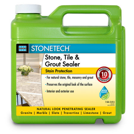 STONETECH® Stone, Tile & Grout Sealer