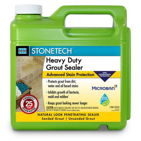 STONETECH® Heavy Duty Grout Sealer