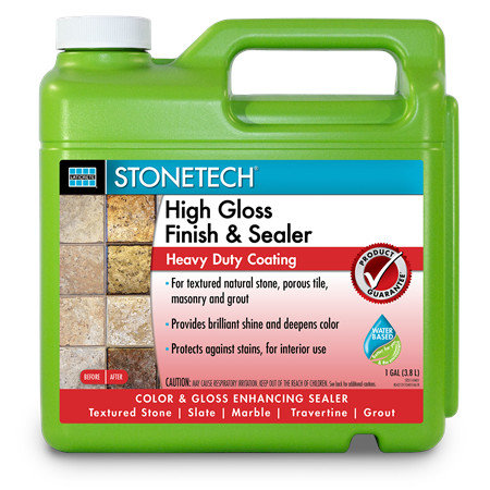 STONETECH® High Gloss Finish & Sealer