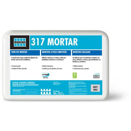 317 Floor & Wall Mortar