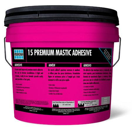 15 Premium Mastic