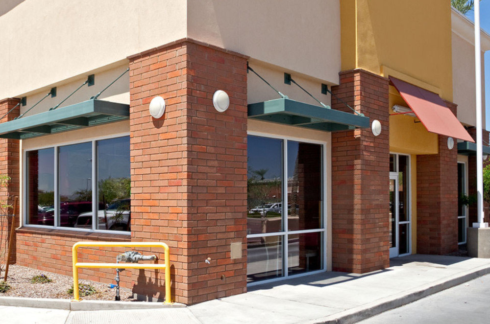 El Pollo Loco Restaurant Chain Protects and Maintains its Establishments with Graffiti Free® Film