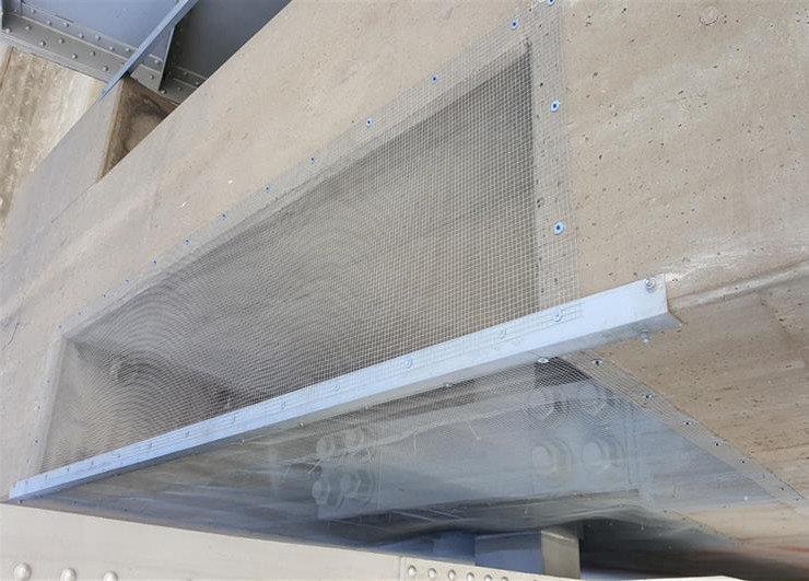 Steel Mesh Barriers