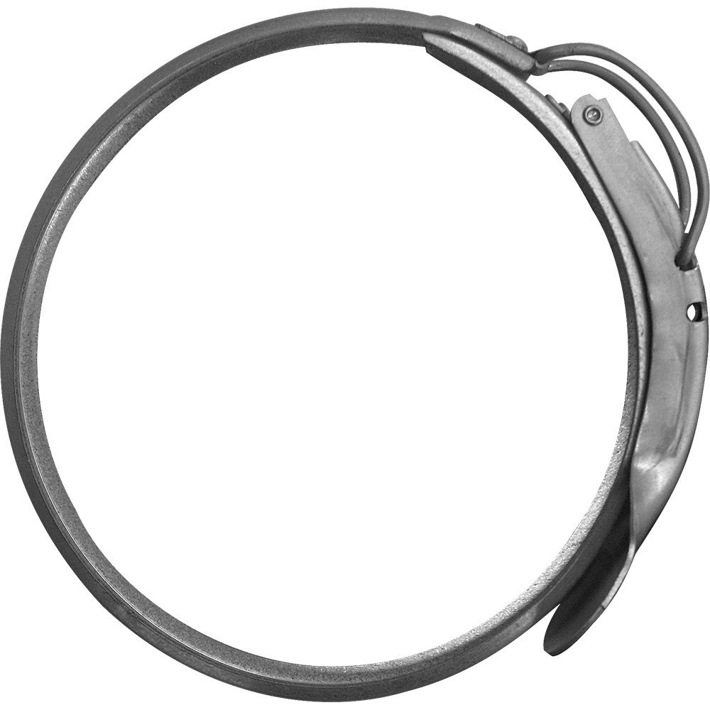 Quick-Fit® Clamp with Pin and ePTFE Seal