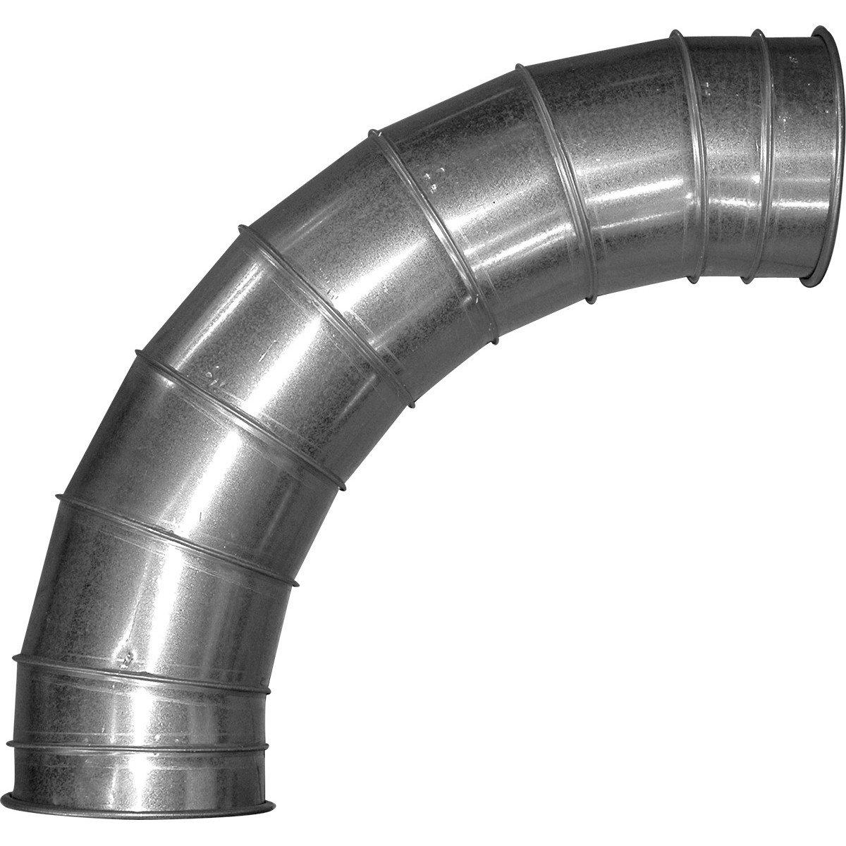 Quick-Fit® Long Radius Elbow 14 Gauge