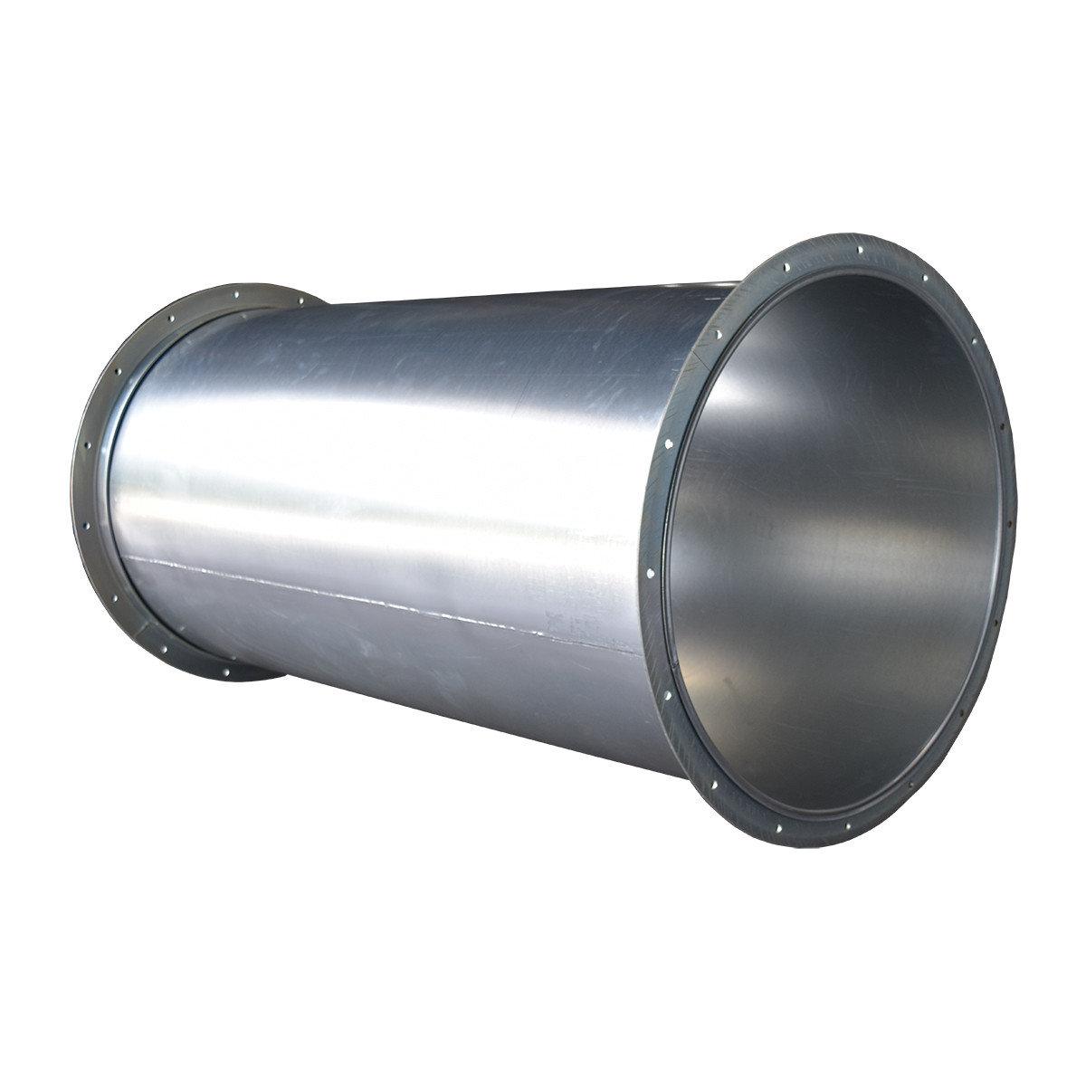 Flanged Pipe 16 Gauge