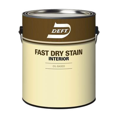 Interior Fast Dry Oil-Based Stain
