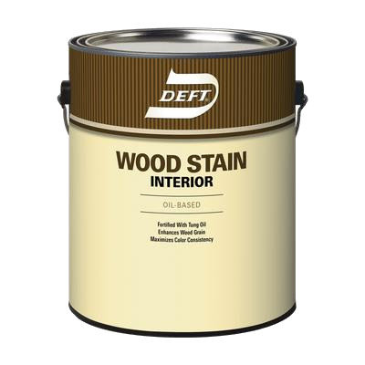 Interior Oil-Based Wood Stain