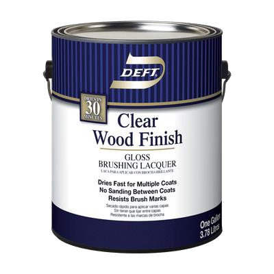 Interior Clear Brushing Lacquer