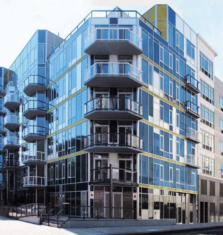 Architectural Spandrel Glass