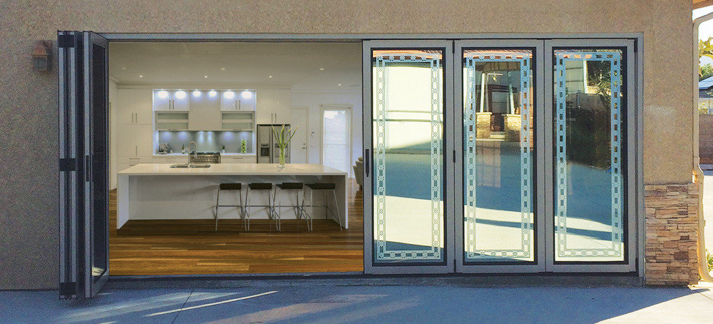 Accordion Bifold Door System