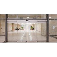 interior ICU doors