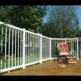 plastic railings