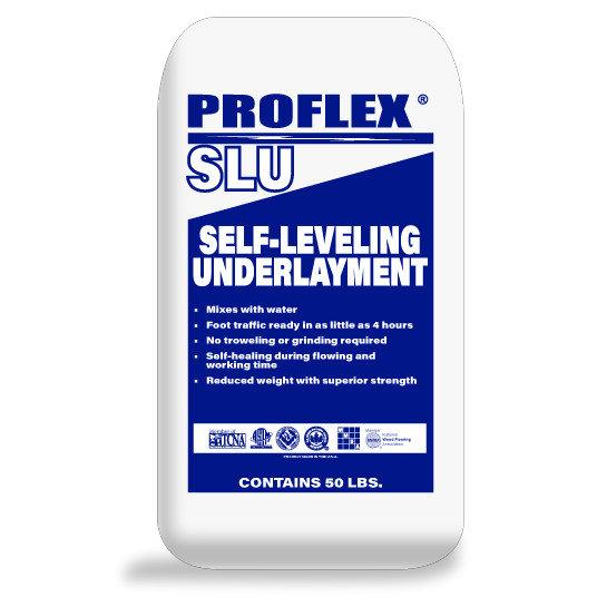 SLU - Self Leveling Underlayment