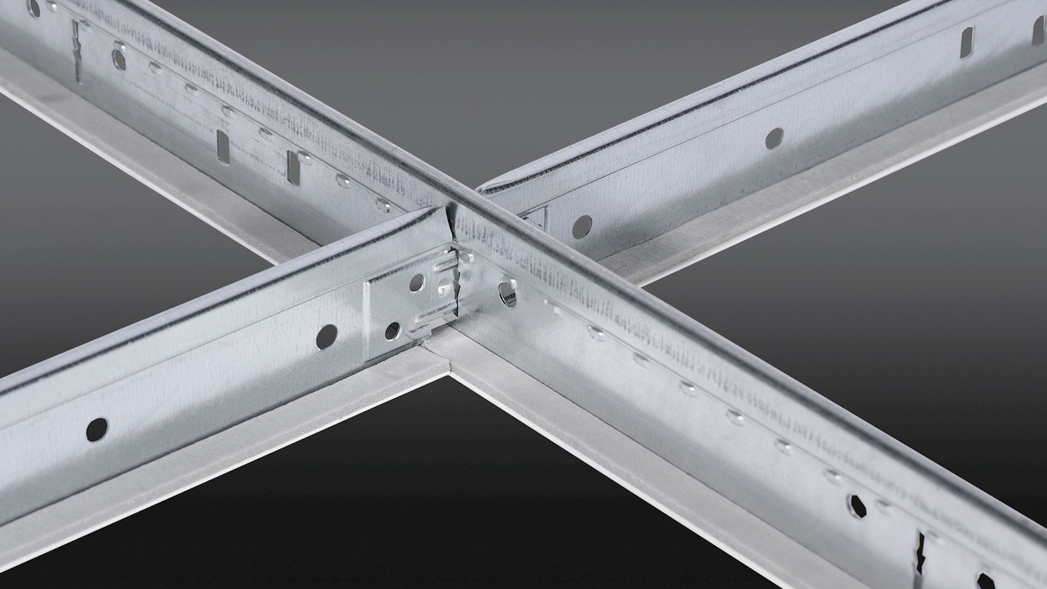 Acoustical Ceiling Suspension System