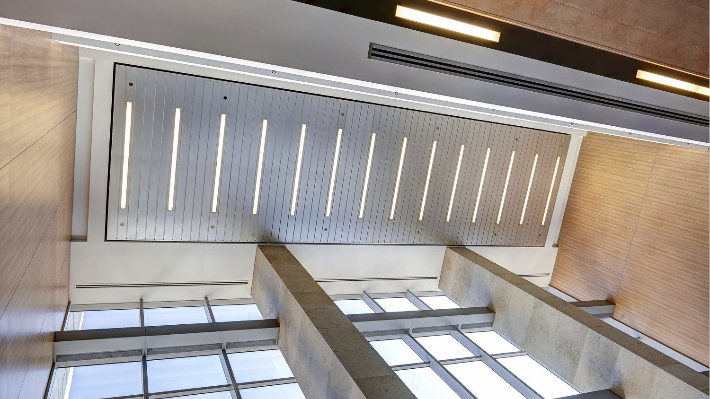 Linear Metal Ceilings
