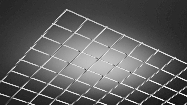 Open Plenum Wire Panel
