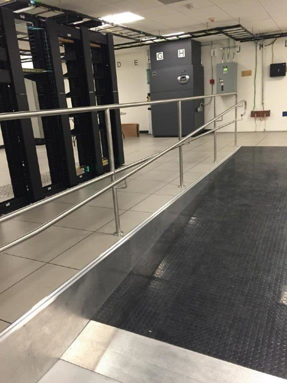 Stainless Steel Q Line Handrail