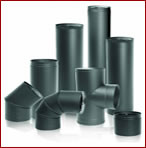 DCC Double Wall Stove Pipe