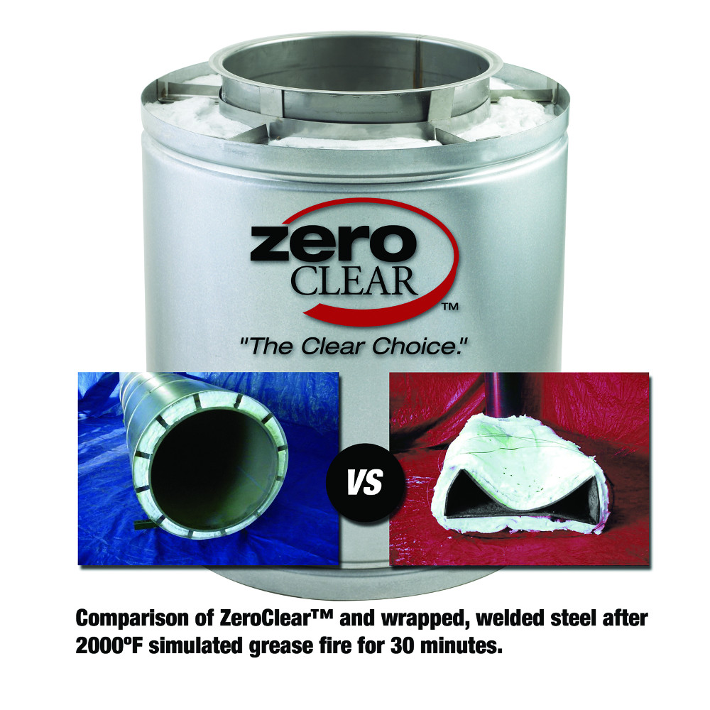Zero Clearance Grease Duct