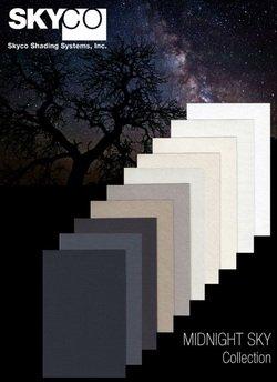 Midnight Sky Fabric